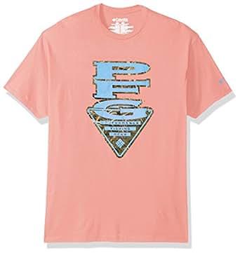 Columbia Apparel Men's Mettalus Pfg T-Shirt, Sorbet, Small