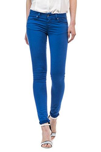 SALSA Pantalón Colette color pierna muy pitillo
