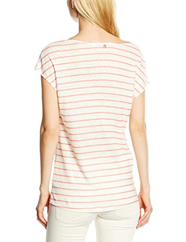 Rich & Royal 61q471 - Camiseta Mujer Rosa (strawberry ice 618)