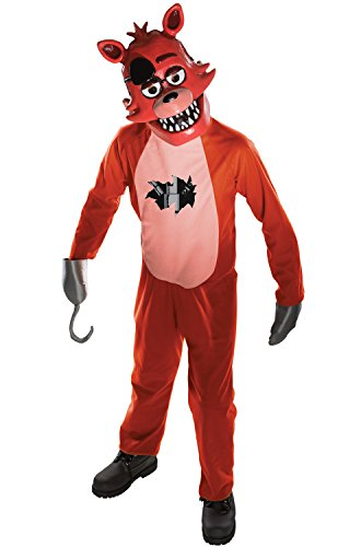 Rubie's Five Nights Child's Value-Priced at Freddy's Foxy Costume, -