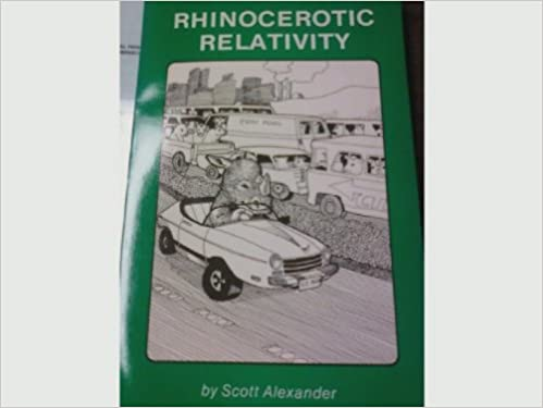 Rhinocerotic Relativity, Alexander, Scott R.