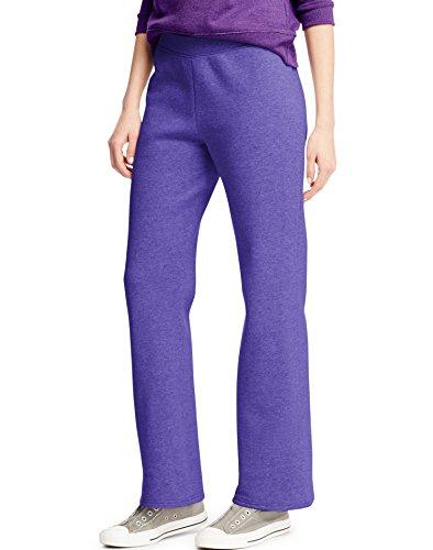 Purple Fleece Pants - 7