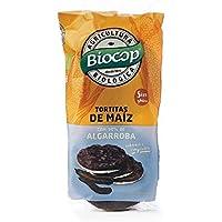 Biocop Tortitas Maiz Algarroba Biocop 100 G 300