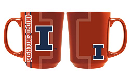 - The Memory Company NCAA University of Illinois Reflective Mug, One Size, Multicolor