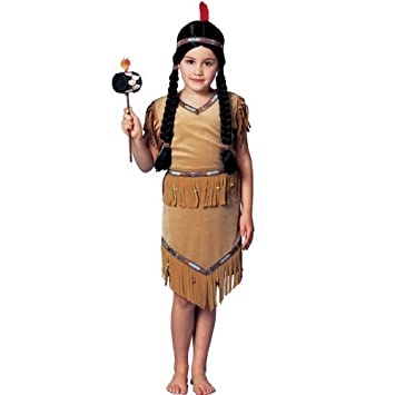 Lil Pow Wow Child Costume Size Small by Franco American Novelty Co ...