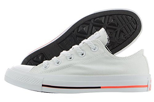 Converse Unisex Chuck Taylor All Star Low Top White / Lav...