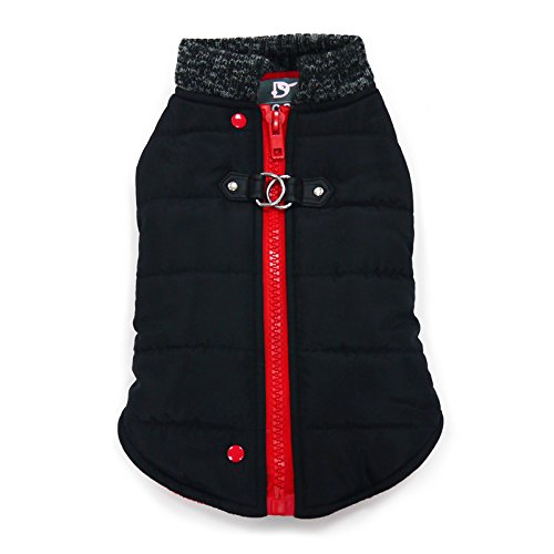 Runner Coat for Small Dogs (XS (10.5'' - 13'' g)) by Dogo Designs