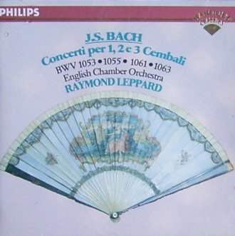 Harpsichord Concerti                                                                                                                                                                                                                                                    <span class=