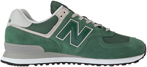 Forest Team Men's V2 Balance New Team 574 Green Forest Green Sneaker z484xw