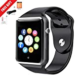 Bluetooth Smart Watches Touchscreen with SIM...