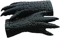 Rubie's Men's Godzilla Deluxe Latex Hands, Multi, One Size