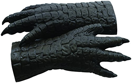 [Rubie's Costume Men's Godzilla Deluxe Latex Hands, Multi, One Size] (Godzilla Halloween Costumes)