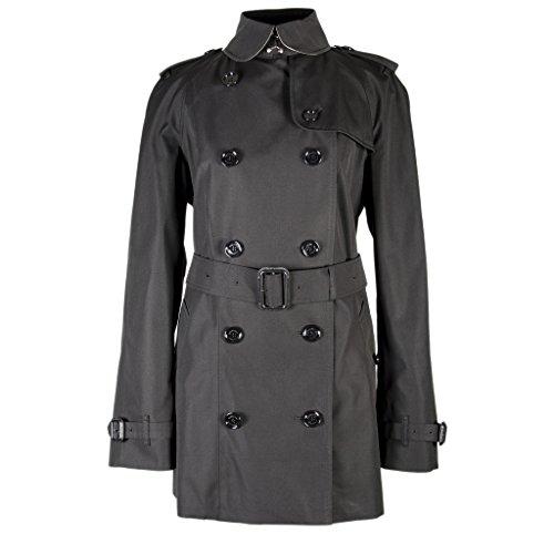 Burberry Brit Women's Mottram Trench Coat Black