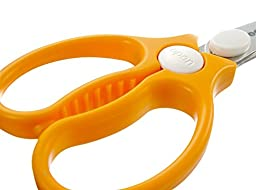 Simba Premium Baby Safety Food Cutter, Orange