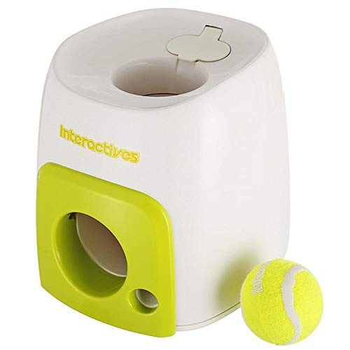 Petshizzle Pet Dog Interactive Fetch Ball Trainning