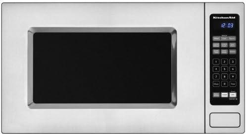 Amazon.com: KitchenAid Architect Series II: KCMS1555SSS 1.5 ...
