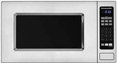 KitchenAid Architect Series II: KCMS1555SSS 1.5 Cu. Ft. Countertop/Built In