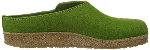 Women's Haflinger Gz Grün Green Flat Chloe BfTU7q