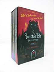 A paperback boxed set that collects the first three books in the wildly popular A Twisted Tale series for the first time. A Whole New World, Once Upon a Dream, and As Old as Time will reintroduce fans to their favorite worlds and stori...