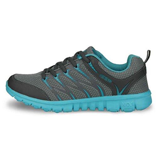 ZEARO Damen Turnschuhe Mesh Sneaker Runners Schnürschuhe Sportschuhe Freizeitschuhe