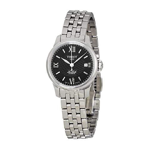 (Tissot Women's T41118353 Le Locle Stainless Steel Bracelet Watch)