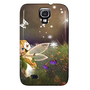 Lazy Afternoon Lazy Afternoon For Galaxy S4 Protective Case Yellow VjTAHJsom