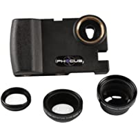 Phocus 3 Lens Bundle for iPhone 4 and 4S