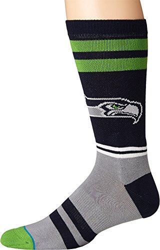 Stance NFL Seahawks Sideline Green LG (Men's Shoe 9-12) (Indian Seahawk)