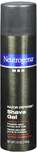 Neut Men Razor Def Shave Size 7.0 O Neutrogena Mens Razor Defense Shave Gel 7.0oz