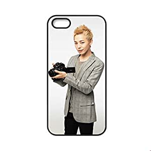 Generic Great Phone Cases For Boy Custom Design With G Dragon For Apple Iphone 5 5S Choose Design 3