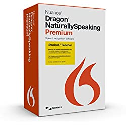 Dragon NaturallySpeaking Premium 13, Student/Teacher Edition