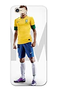 Pretty VBPkxOD98ZILtq Iphone 6 Plus Case Cover/ Neymar Series High Quality Case For Thanksgiving Day's Gift