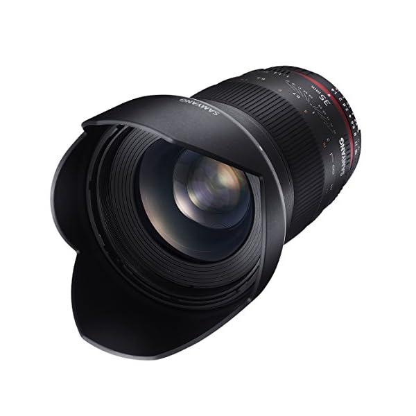 Best Samyang Prime Lens for Canon DSLR Camera