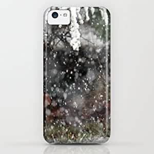 Society6 - It's Snowing! iPhone & iPod Case by BACK To BASICS