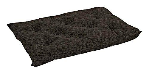 Bowsers Tufted Cushion, Medium, Chocolate ()