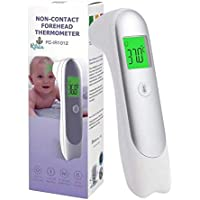 Ritalia No Touch Baby Thermometer - Non Contact Digital Thermometer for Adults - Infrared Thermometer - Forehead…