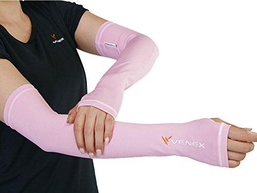 VENEX (ベネクス) リカバリーウェア アームコンフォート ユニセックス 部屋着 むくみ 腕 手首 疲れとり 疲労回復 快眠 安眠 UVカット (UPF50+)
