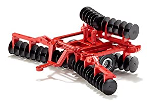 Siku Disc Harrow 1:32 Miniature Replica Toy Model Farm Agricultural