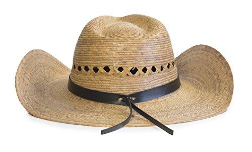 2e09eb425 Mexican Palm Western Sombrero Cowboy Hat Safari Sun Lifeguard ...
