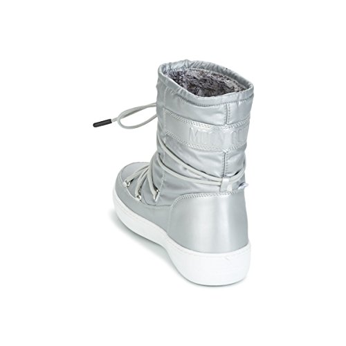 Moonboot Moonboot Casual Women's Shoes Silver Women's YwwPq7