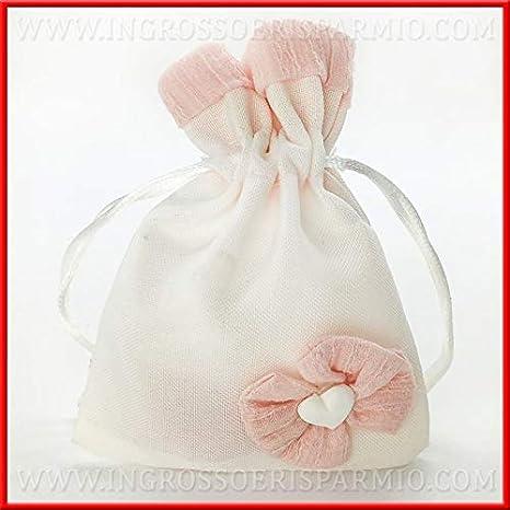 Ingrosso e Risparmio - 12 Bolsas para peladillas de algodón ...