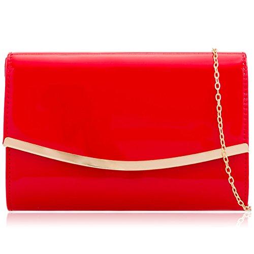 Pochette femme Red London Xardi pour 6Bw5qpFB4