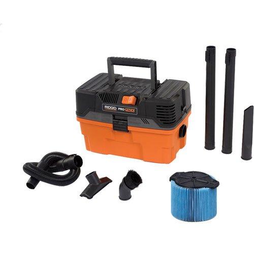 Ridgid WD4522 4.5 Gallon Pro Pack Portable Wet/Dry Vacuum by Ridgid