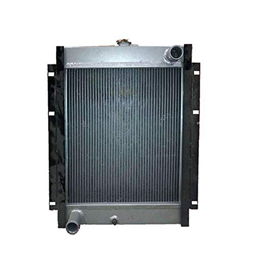 HIERTURB Hydraulic Oil Cooler for Kato Excavator HD1023