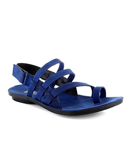 Footick Men s Blue Sandals -8  Buy Online at Low Prices in India ... 9593ba80754a