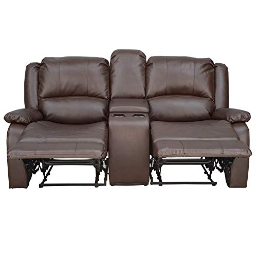 Recpro Charles Collection 70 Quot Double Recliner Rv Sofa