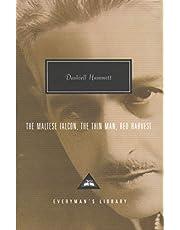 The Maltese Falcon, The Thin Man, Red Harvest (Everyman's Library Classics)
