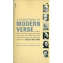 A Pocket Book of Modern Verse