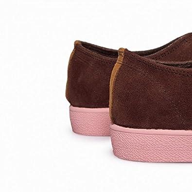 Pompeii, Zapatillas Mujer, Higby, Cocoa Pink, 36: Amazon.es: Zapatos y complementos