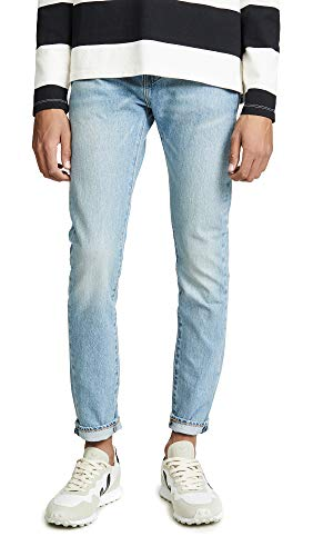 Red Monkey Jeans - Levis Red Tab Men's Skinny Fit 510 Denim Jeans, Monkey, 31